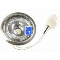 6076 PORTALAMPARAS COMPLETO LED ( Entrega aprox: 3 - 4 días )