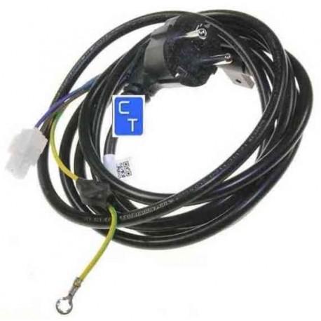864 CABLE ENTRADA CORRIENTE NEGRO 2000mm ( Entrega aprox: 3 - 4 días )